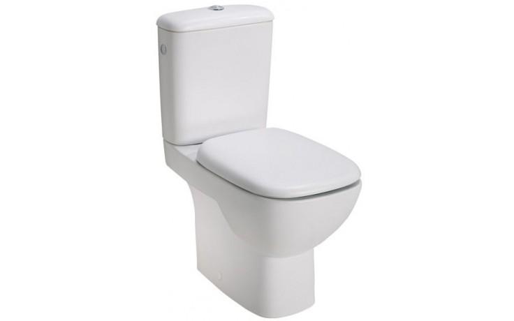 WC kombinované Kolo odpad vario Style hluboké s hlubokým splachováním 3/6 l bílá+Reflex