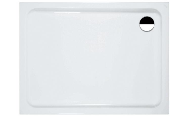 LAUFEN SOLUTIONS sprchová vanička 900x750mm akrylátová, obdélníková, bílá 2.1150.5.000.000.1