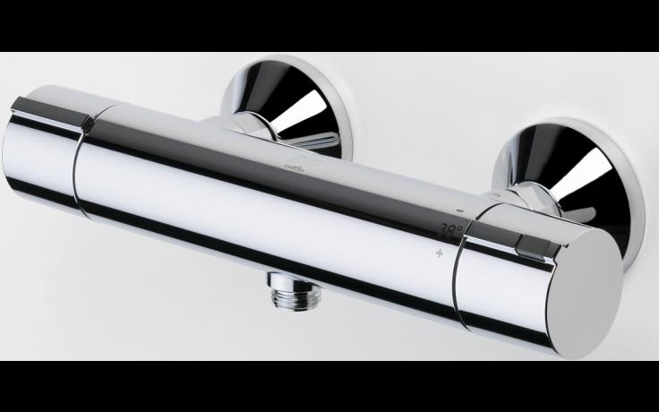 ORAS CUBISTA sprchová baterie DN15 nástěnná termostatická, chrom