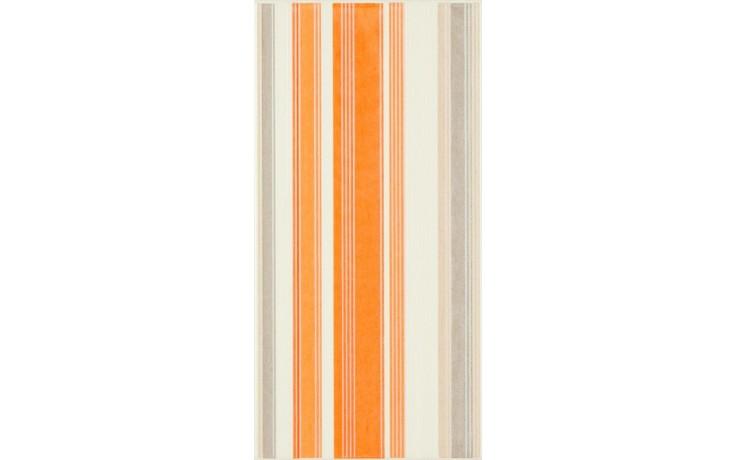 MARAZZI COVENT GARDEN dekor 18x36cm ivory/brown/orange