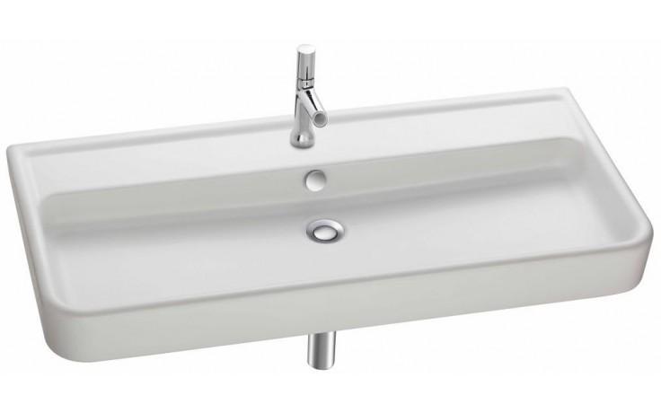 KOHLER REPLAY klasické umyvadlo 1000x460mm s otvorem, white 4119K-00