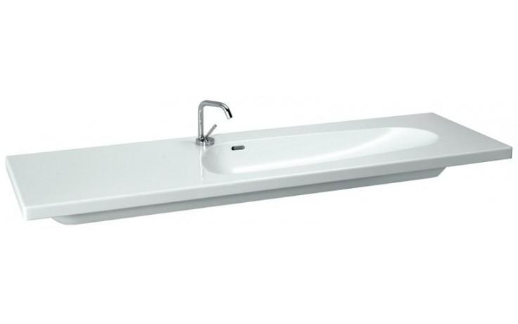 LAUFEN PALOMBA COLLECTION nábytkové umyvadlo 1600x500mm s otvorem, bílá LCC