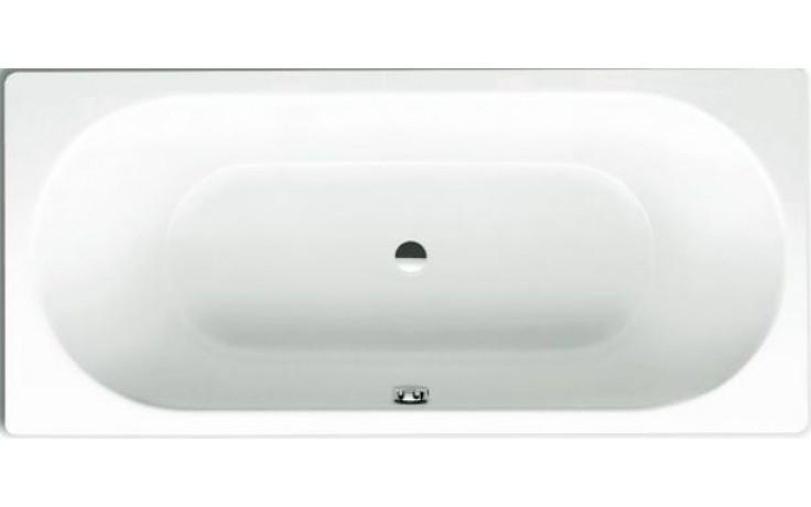 Vana smaltovaná Kaldewei klasická Classic Duo 107 perl effekt antislip celoplošný 170x75x43cm bílá
