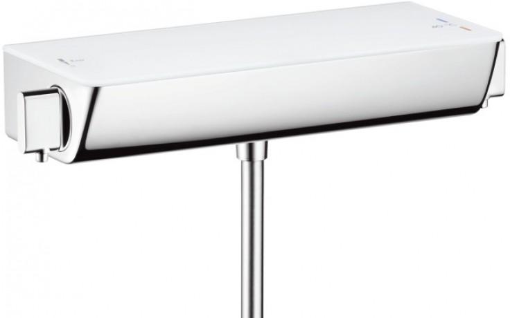 Baterie sprchová Hansgrohe nástěnná termostatická Ecostat Select 150mm bílá-chrom