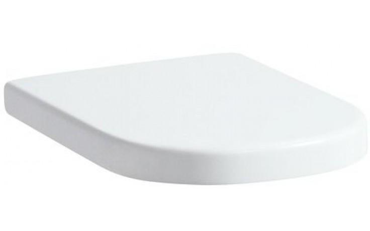 LAUFEN LB3 WC sedátko s poklopem, odnímatelné, zpomalovací sklápěcí systém, bílá 8.9568.3.300.000.1