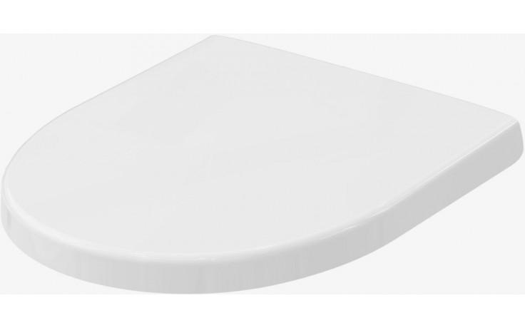 TOTO PUBLIC CF WC sedátko 361x432mm soft close, bílá, VC130