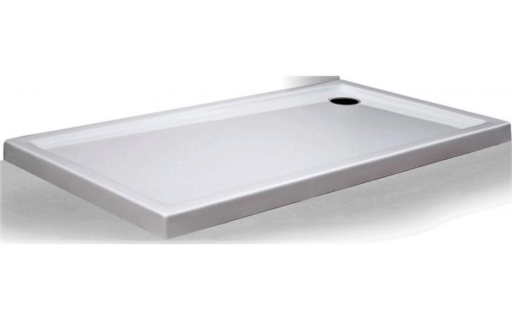 ROLTECHNIK FLAT KVADRO sprchová vanička 1600x750x60mm obdélníková akrylátová, bílá
