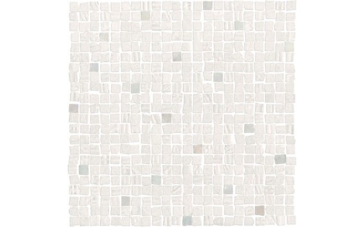 NAXOS LE MARAIS mozaika 30x30cm, spaccatella perlage milk 75109