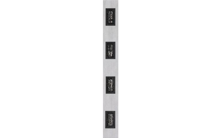 IMOLA ANDRA listela 4,5x40cm white, L.TANT WN