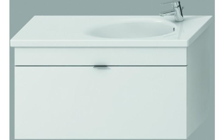 JIKA TIGO skříňka s umyvadlem 970x370x520mm s 1 zásuvkou, bílá 4.5518.5.021.500.1