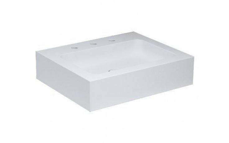 Umyvadlo nábytkové Keuco - Edition 300 30360310003 65x15,5x52,5 cm bílá