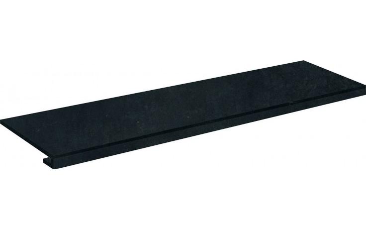 IMOLA MICRON 2.0 schodovka 120x32,5cm, black, M2.0 G120N