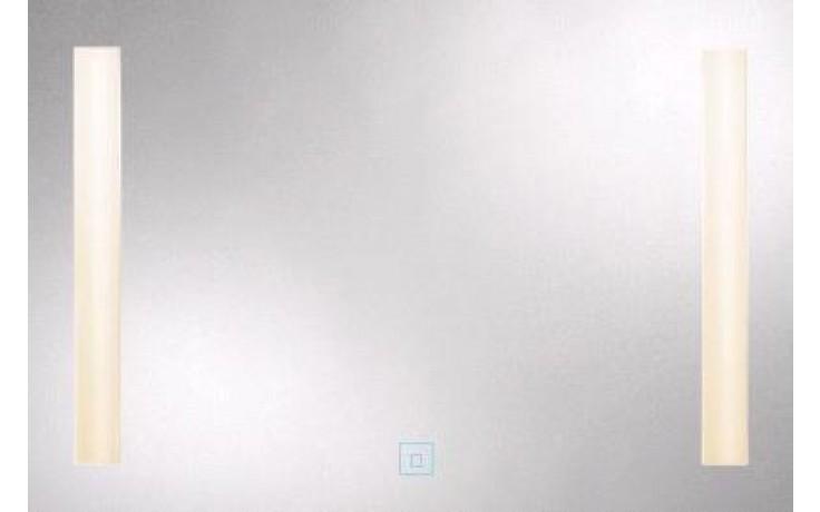 Nábytek zrcadlo Amirro Lumina White 70x100 cm