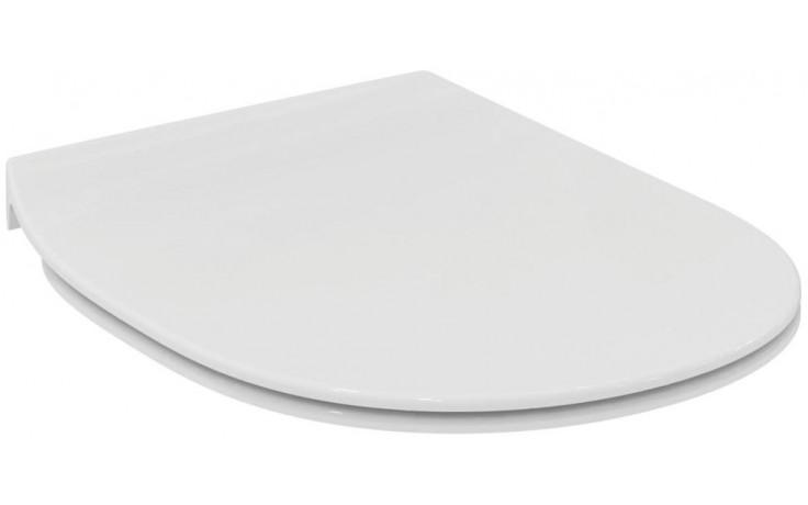 IDEAL STANDARD CONNECT WC sedátko ultra ploché, duraplast, bílá E772301