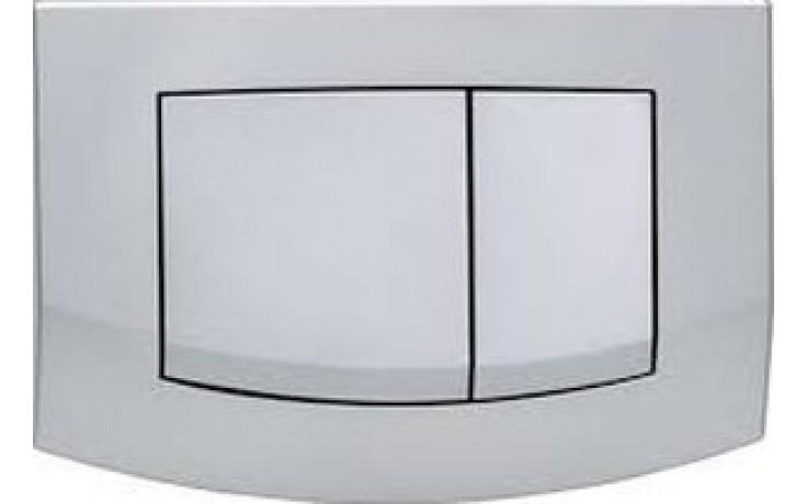 TECE AMBIA WG904/RG3 ovládací tlačítko 214x152mm, dvoumnožstevní splachování, matný chrom