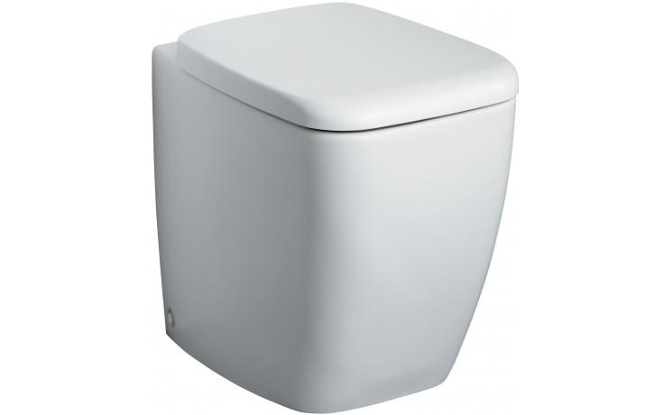 WC stacionární Ideal Standard odpad vodorovný Ventuno 35,5x56 cm bílá