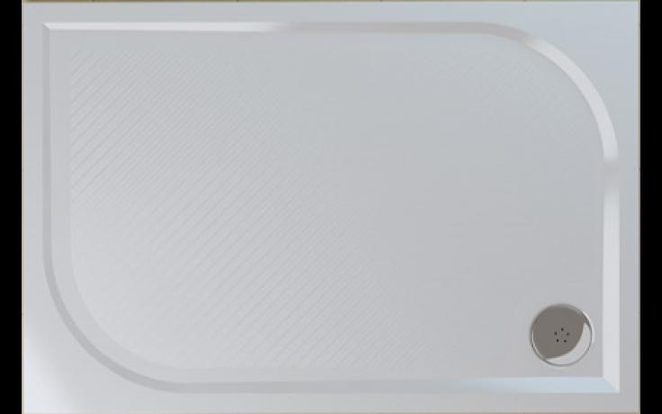 SANSWISS MARBLEMATE WMA vanička 1200x900x30mm, obdélník, bílá