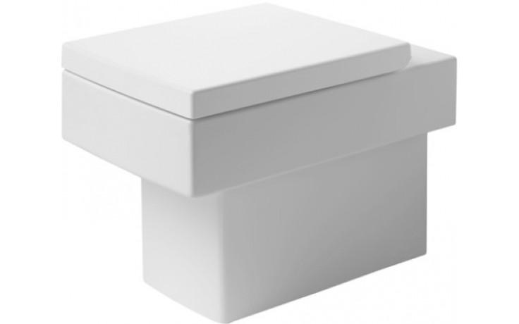 DURAVIT VERO stojící klozet 350x570mm bílá 2117090000