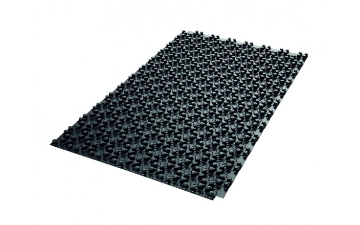 Příslušenství systémové - - TECEfloor syst.fóliová deska bez izolace 5kPa/m2, 840x1440 mm