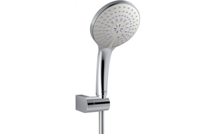 IDEAL STANDARD IDEALRAIN sprchová sada L3 3-funkční ruční sprcha 120mm s držákem chrom B9458AA