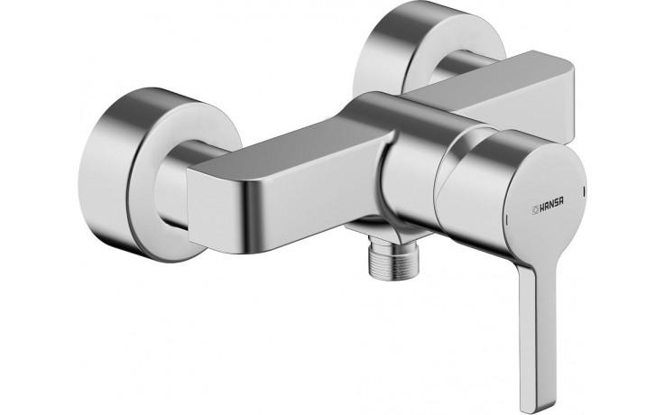 Baterie sprchová Hansa nástěnná páková Form 49670103 150 mm chrom