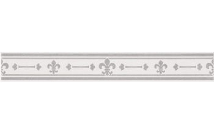 IMOLA ANTHEA listela 4x30cm white, L.GIGLIO W