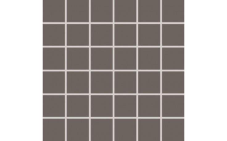 RAKO TAURUS COLOR mozaika 30x30cm, dark grey