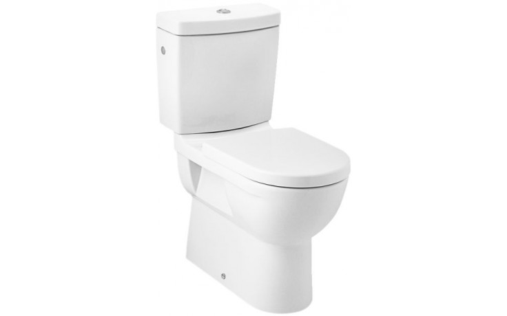 JIKA MIO zvýšená WC mísa 360x715mm vario odpad, bílá Jika perla