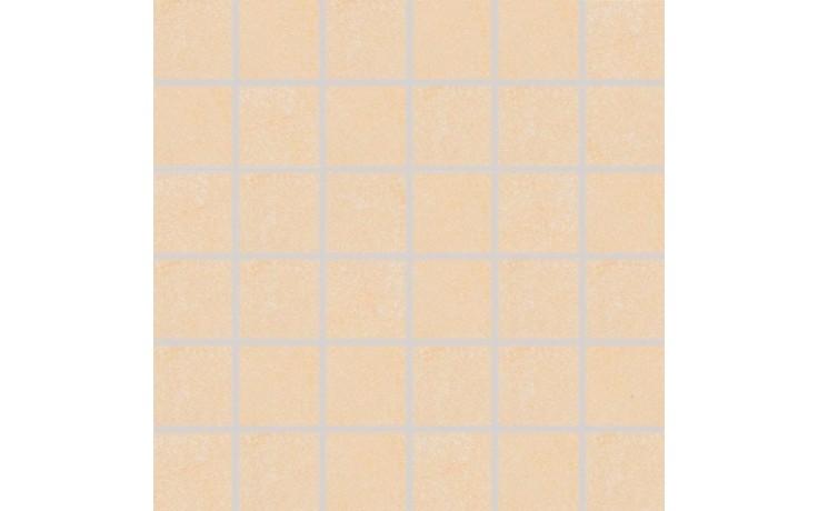 RAKO SANDSTONE PLUS mozaika 5x5cm okrová DDM06270
