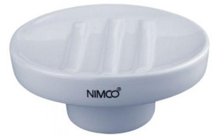 Doplněk mýdlenka Nimco pouze náhradní keramika  bílá