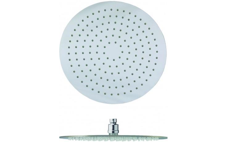 CRISTINA SANDWICH PLUS sprcha hlavová 60cm, antikalk, chrom