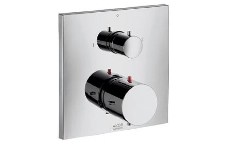 Baterie vanová Hansgrohe podomítková termostatická Axor Starck X  chrom