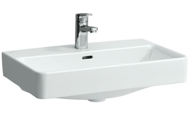 LAUFEN PRO A umyvadlo 650x480mm bez otvoru, bílá LCC