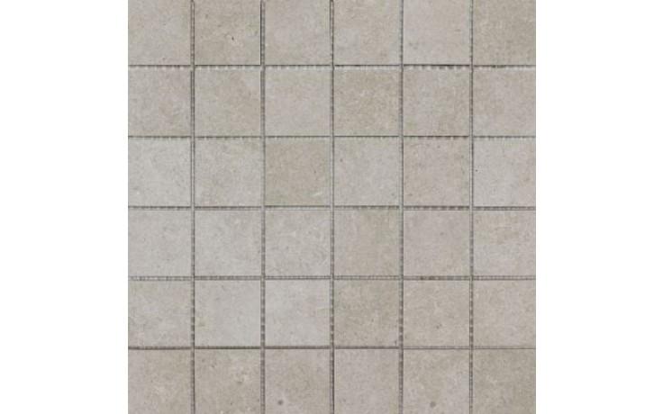 MARAZZI MYSTONE SILVERSTONE mozaika 30x30cm, lepená na síťce, grigio