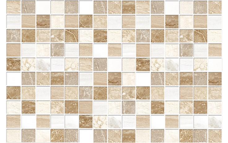 MARAZZI BITS MC-RIALTO obklad, mozaika, 25x38cm, beige, CU78
