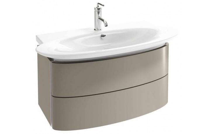 KOHLER PRESQUILE skříňka 830x450x450mm pod umyvadlo, gloss white EB1104-HU