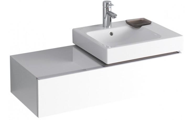 Nábytek skříňka pod umyvadlo Keramag iCon 89x24x47,7 cm bílá lesklá