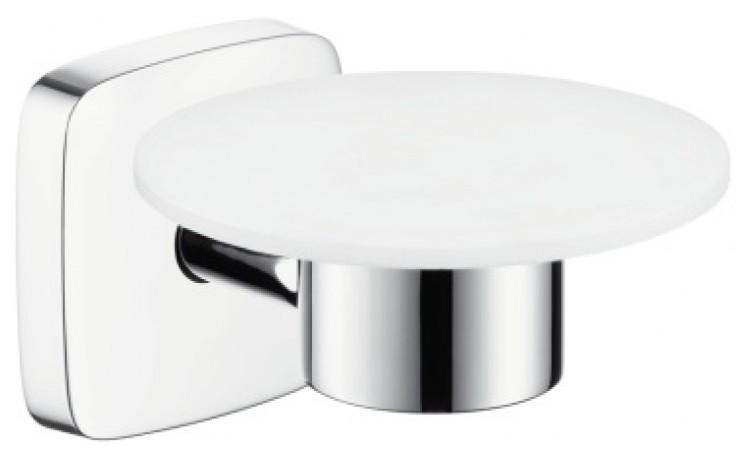HANSGROHE PURAVIDA miska na mýdlo chrom 41502000
