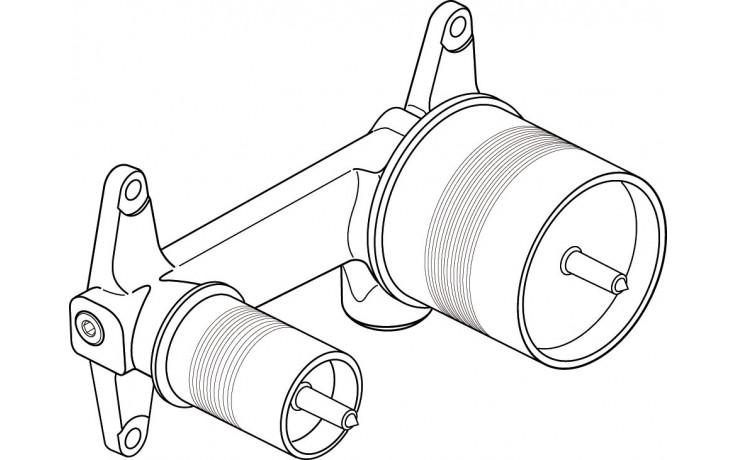 IDEAL STANDARD podomítkový díl DN15 pro umyvadlovou baterii A5948NU