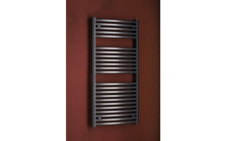 Radiátor koupelnový PMH Marabu 450x1233 431W chrom