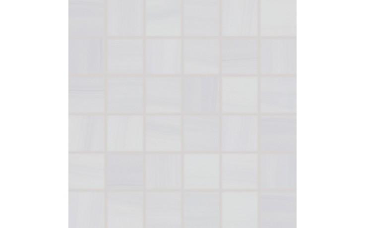 RAKO AIR mozaika 5x5cm světle šedá WDM06040