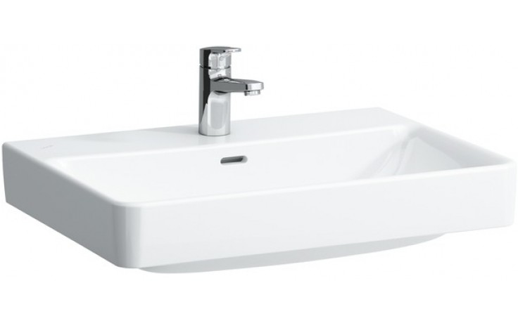 LAUFEN PRO S umyvadlo 650x465mm s otvorem, bílá LCC