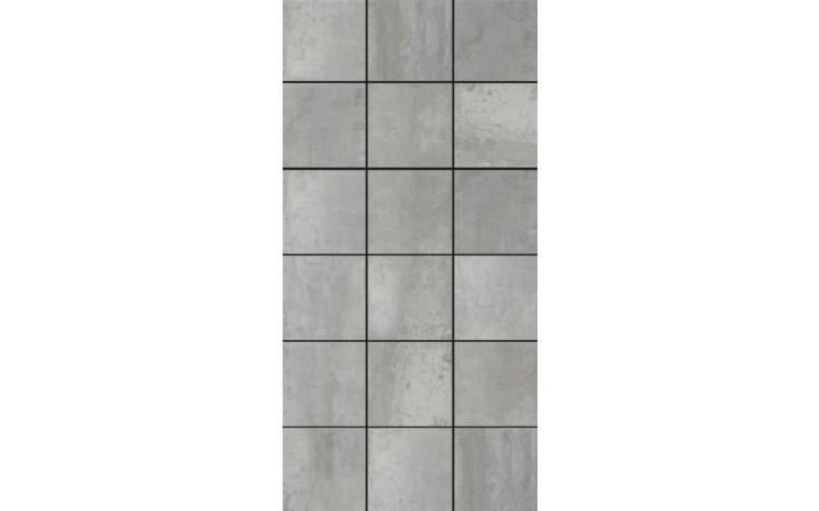IMOLA MK.ANTARES 25G mozaika 25x50cm grey