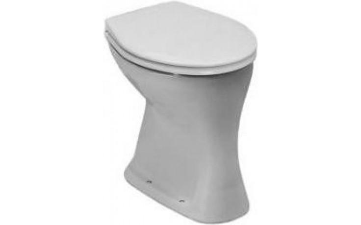 WC mísa Laufen odpad svislý Sedan splachování  bílá