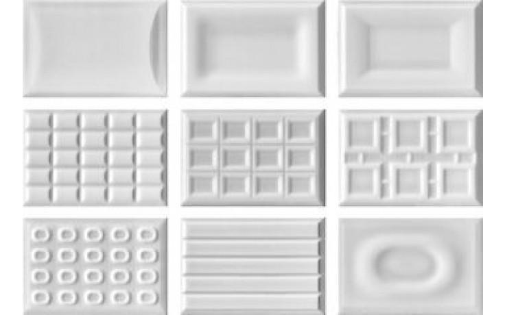 IMOLA CENTO PER CENTO dekor 12x18cm white, CACAO MATT W