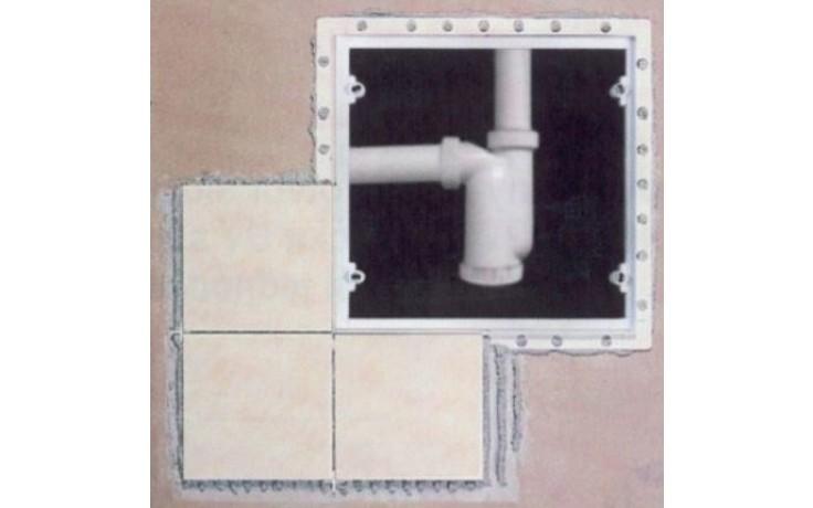 PROFIL-EU dvířka 300x150mm magnetická