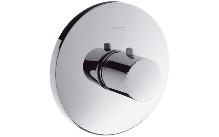 HANSGROHE ECOSTAT S HIGHFLOW termostatická baterie pod omítku chrom 15715000