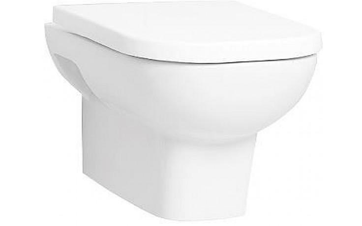 VITRA RETRO závěsné WC 360mm vodorovný odpad bílá 7744B003-0075