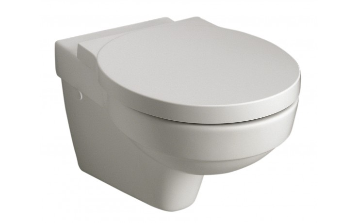 WC závěsné Kolo odpad vodorovný Varius 6l bílá