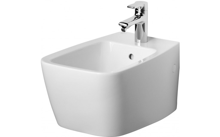 IDEAL STANDARD VENTUNO závěsný bidet 355x560mm s otvorem bílá T515101